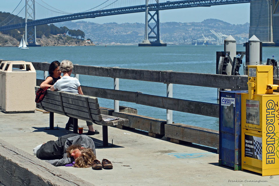 San-Francisco's Indifference