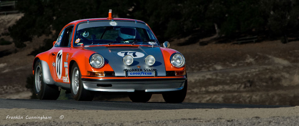 Porsche 911 ST sn-911-230-1687 1972 Car Photos For Sale