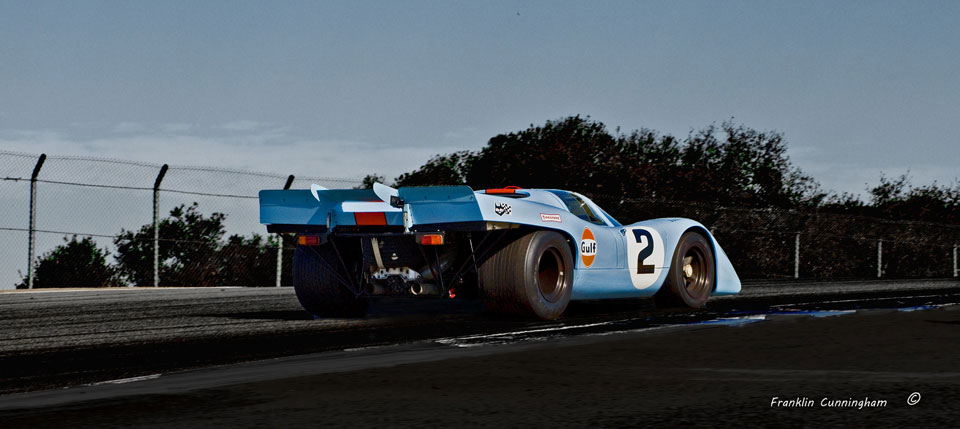 Porsche 917K sn-917-015 1969 Car Photos For Sale