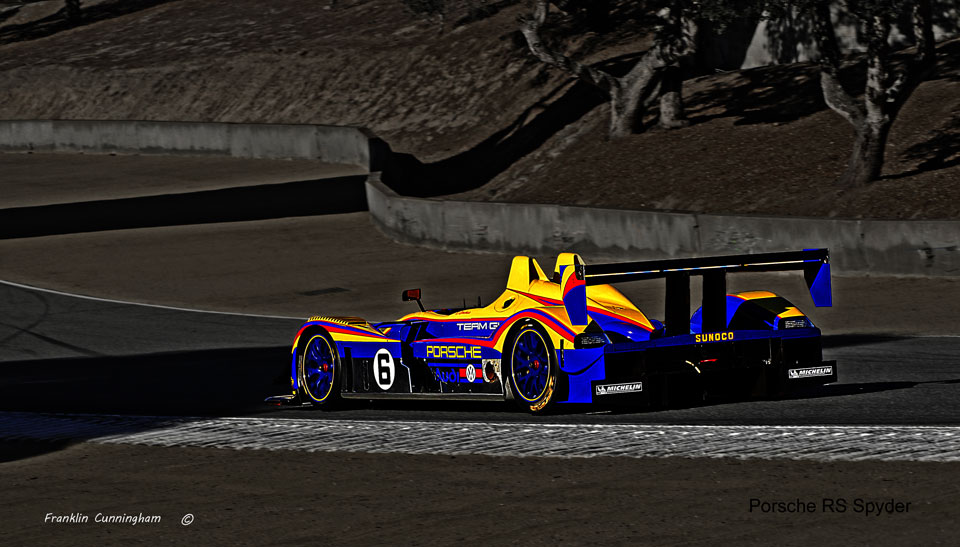 Porsche RS Spyder Car Photos For Sale